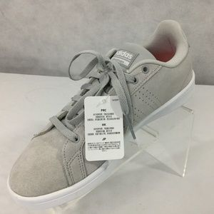 Adidas NEO Cloudfoam Super Low Top Sneaker Sz 9